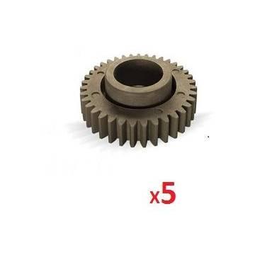 5xupper roller gear ml1610 1710 scx4216 scx4016jc66 00564a