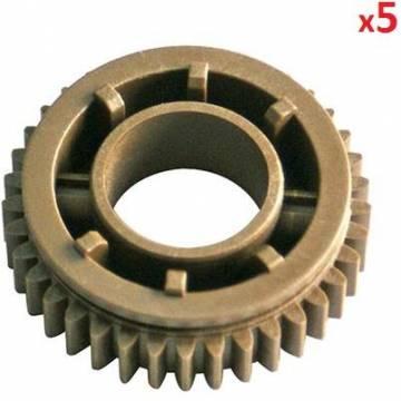 5xupper roller gear 37t scx5835jc66 01588a jc66 01193a