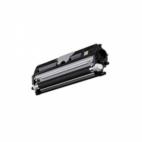 para Oki C110/ C130 color negro cartucho toner reciclado