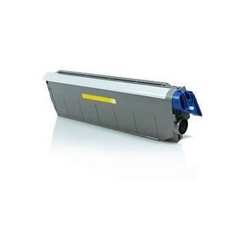 Para Oki c9100 9200 c9300 c9400 c9500 color amarillo cartucho tóner reciclado