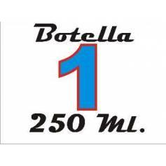 250 ml. de tinta de sublimacion cian para plotters 42 pulgadas