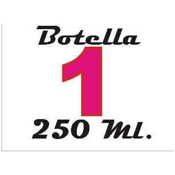 250 ml. de tinta de sublimación magenta para plotters 42 pulgadas