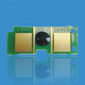 HP chips 1500 2500 2550 2820 2840 set de 3 chips Bk Alta capacidad
