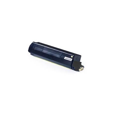cartucho toner reciclado Oki C3000 C3100 C3200 color negro