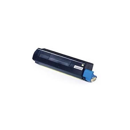 cartucho toner reciclado Oki C5100 5150 5200 5250 5300 5400 color cian