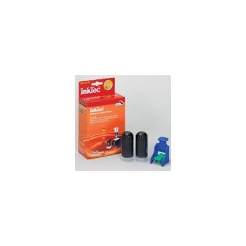 Mini kit de recarga InkTec cartuchos Canon pg 510 512bk. negro . 20ml x 2