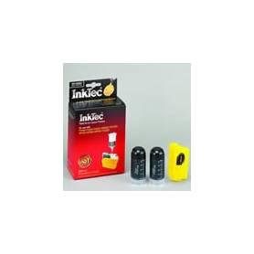 Mini Kit de Recarga InkTec Canon CLI-8BK. negro. 20ml x 2