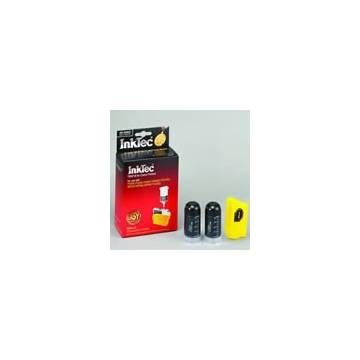 Mini kit de recarga InkTec para Canon cli 8bk. negro . 20ml x 2