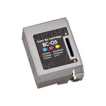 BC-05 5 ml cian 5 ml amarillo 5 ml magenta reciclado Canon