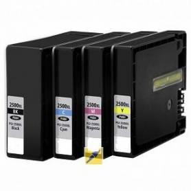 Magenta XL 20ML Com Canon iB4050,MB5050,MB5350-1,7K9266B001