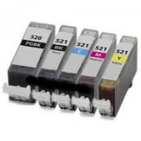 Magenta 10ml con chip para Canon Ip3600/IP4600/MP540/MP620