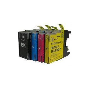 LC1280XLC Brother cian 20ml compatible para mfc j6510dw j6910dw.lc 1280xlc