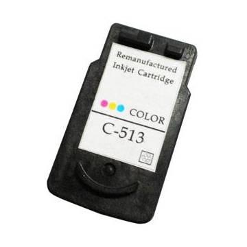 3x5ml reciclado Canon Pixma mp240 mp260 mp480 mx320 mx330 cl 513