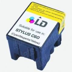 Cartucho Compatible Epson Stylus C60 -Color T029