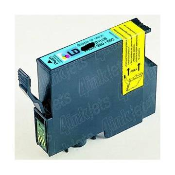 T0552 16ml compatible Epson Stylus photo r240 rxCompatible con:Epson Stylus D78 / Stylus DX4000 / Stylus DX4050 / 42x rx520 cian