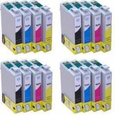 16XL cian 16ml compatible para wf2010w wf2510 wf2520nf wf2530 t16324020