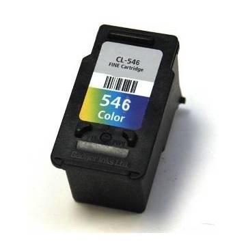 CL-546XL 13ml reciclado para Canon mg2450 mg2550 ip2850 mg2950 0.3k 8288b001