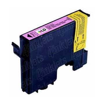 T0547 16ml compatible Epson Stylus photo r800 r1800 rojo
