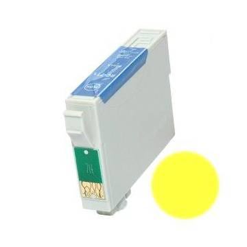 12ML Compatible Epson Stylus D78/D78/D92/DX 4000/ Amarillo