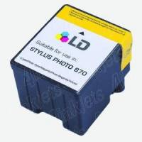 Cartucho Compatible Epson Stylus Photo 790/870/890-Color