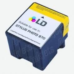 Cartucho Compatible Epson Stylus Photo 790/870/890-Color