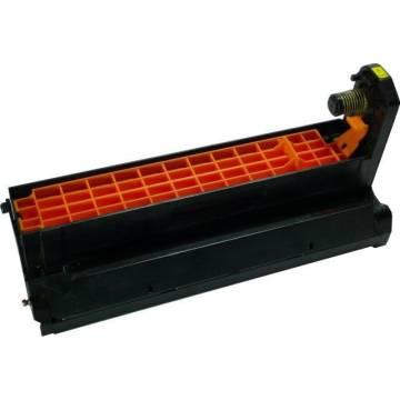 Tambor de tóner compatible para Oki c5850 c5950 color amarillo
