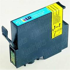16ML Com.Epson Stylus Photo R 200/R300/RX 600-CYAN Fotograf