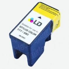Cartucho Compatible Epson Stylus Color 680-Negro T017