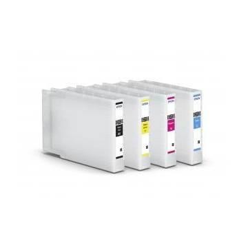 T7553 39ml magenta compatible wf8510 wf8010 wf8590 wf8090 4k c13t755340