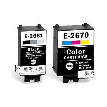 11.4ML Compatible para Epson WF-100W-0.25KC13T26704010