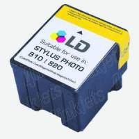 Cartucho Compatible Epson Stylus Photo 810/830/830U/925/930