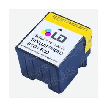T027 Cartucho compatible Epson Stylus photo 810 830 830u 925 930