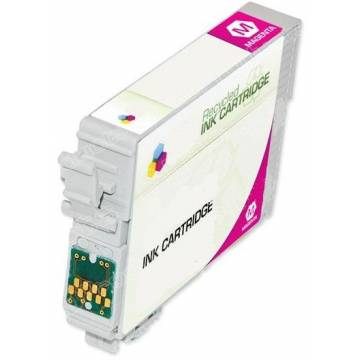 128 Magenta 8ml compatible para Epson s22 sx125 420w bx305fw t12834020.