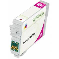 128 Magenta 8ml compatible para Epson s22 sx125 420w bx305fw t12834020.