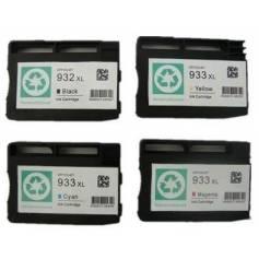 HP 933XLM 13ml magenta compatible para Hp 6100 h611a 6700 6600 h711a cn055ae