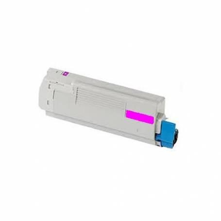 toner reciclado C5800 C5900 C5550 MFP cartucho color magenta