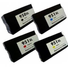 HP 951XLC 28ml cian compatible para Hp pro8100 pro8600e pro8600plus cn046ae
