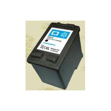 HP 301XL negro 15ml reciclado para Hp 1050 2050 2050s 1000 3000.3050 j610a ch563ee