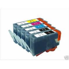 18 ml Cyan con chip Comp HP 5380,6380,5460,5324.CB323EE