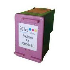 HP 301XLC color 3x5ml reciclado Hp 1050 2050 2050s 1000 3000.3050 j610a ch564ee