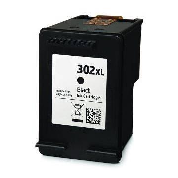 HP 302XLBK Reciclado para Hp 3830 3832 4650 1110 2130 3630 4520f6u68ae 480p p 302XLBK