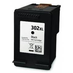 HP 302XLBK Reciclado para Hp 3830 3832 4650 1110 2130 3630 4520 f6u68ae 480p p 302XLBK