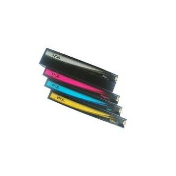 HP 971XLY Amarillo compatible para Hp pro x451 x476 x551 x576 6.6k cn628ae