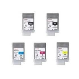 130ml pigmento paraCano IPF500,IPF600,IPF700,LP17PFI-102MBK