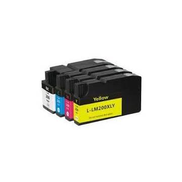32ml cian para Lexmark pro4000c pro5000t 2.5k 14l0198