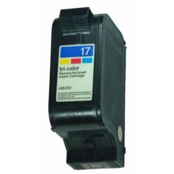 Hp 17 36ml reciclado para colores Hp Deskjet 825c 840c 843 c6625a