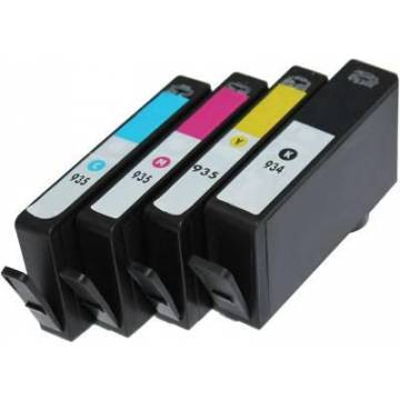 HP 935XLY 13ml compatible officejet pro 6230 6800 6820 6830 0.8kc2p26ae