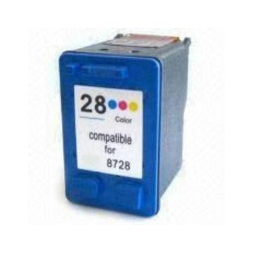 HP 28 18ml reciclado color Hp Deskjet 3320 3325 3420 3425 c8728a 28