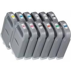 Azul compatible Canon iPF8300/iPF8400/iPF9400-700ML6689B001