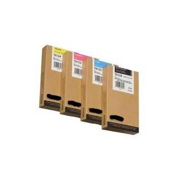 220ml colorante compatible Epson pro 7450 7800 9400 9880 c13t612800 negro mate